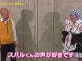 【朗報】JKがテレビでレムのコスプレをしてあのシーンを再現 (画像あり)