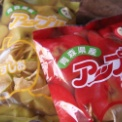 アップルスナック 赤袋・緑袋