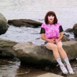 『【留美子讃歌 46】若さいっぱいの、眩しい美しさの留美子さん』の画像
