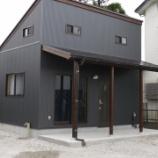 『狭小住宅依頼物件 1F6坪 ロフト3坪完成です。』の画像