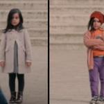 貧しい子供と裕福な子供で大人たちの態度がガラリと変わる社会実験映像