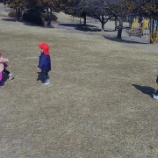 『ボール遊び』の画像