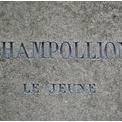 シャンポリオンに神頼み 〜Pere Lachaiseの墓地〜