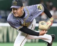阪神秋山 平均球速135キロ⬅こいつが昨年11勝できた理由www