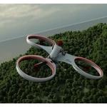 【バイク】スターウォーズの乗り物そっくり!空飛ぶ電動バイク「Flike」が実験成功