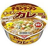 『【コンビニ:ラーメン】チキンラーメン チーズカレー味』の画像