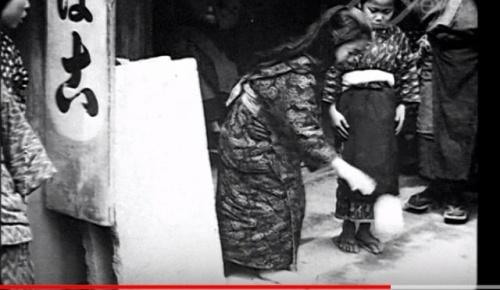 海外「日本人は100年以上前でも・・」1910年代当時に撮影された東京の映像に海外感動