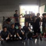 ●5/28(日)鹿浜ボクシングジム出稽古スパーの写真