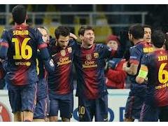 バルセロナ、317試合目で「ボール支配率連勝記録」がストップ