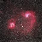 『勾玉星雲(IC405)&IC410(sh2-236)コラボ』の画像
