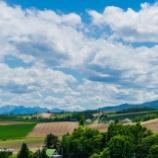 『雲の切れ間にIn the middle of a cloud.』の画像