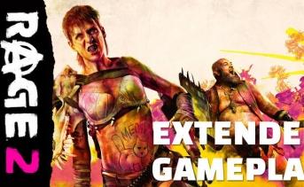 『RAGE 2』と『DOOM Eternal』の新たな映像が公開