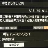 """『【乃木坂46】一体何が!?明日『めざましテレビ』で""""重大発表""""がある模様!!!』の画像"""