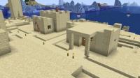 砂漠の村を造る (3)