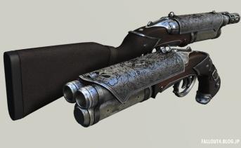 The Widow Shotgun v1.1