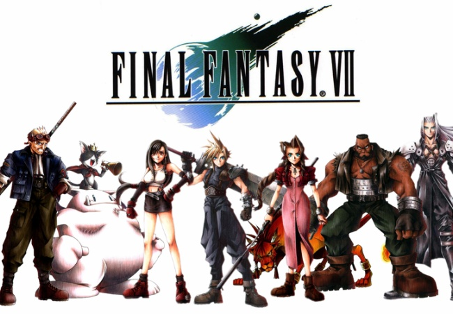 【FF7】PS4で正式リメイク決定!!