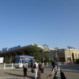 『ウズベキスタン旅行記49 トラブル発生!政府の命令によりアフラシャブ号に乗れない!サマルカンドからタシュケントのゆっくり列車旅』の画像