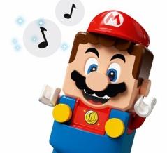 スーパーマリオがレゴブロックの世界にやってきた!「レゴ マリオ と ぼうけんのはじまり ~ スターターセット」登場
