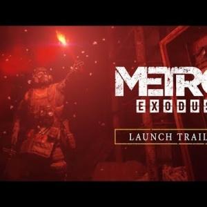 『Metro Exodus」のローンチトレーラー』の画像
