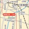 10/11(金)岐阜新聞 【名鉄の高架化事業 合意】