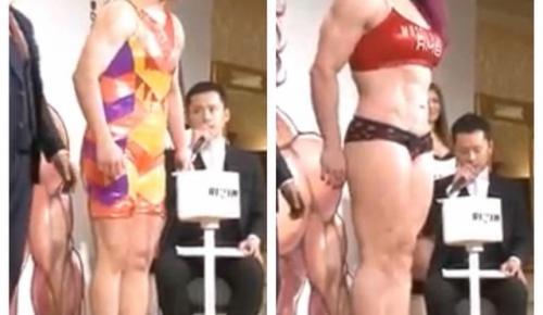 神取忍と対戦予定のギャビ・ガルシアが前代未聞の12.7kgオーバーで試合中止に【海外の反応】