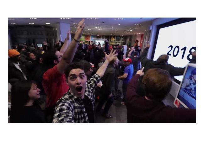 【海外】『Switchスマブラ』発売決定の瞬間、嬉しすぎて感情が爆発するwwwwwwwwwwwwww