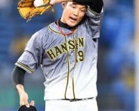 【阪神】藤浪 左打線のヤクルトに先制点を献上。吉田大に打たれる。