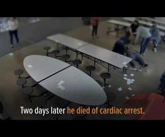 【米国】サンドイッチ投げつけ罪で黒人少年死亡 人種差別か