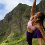 『Cathy Louise Broda from purple yoga Hawaii Mysore Classes and Work Shop in October』の画像
