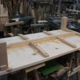『ヒノキの座卓・おすわり』の画像