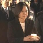 【台湾】蔡英文総統、軍用ヘリ墜落の無念を日本語でツイート「ずっと台湾とともに」 [海外]