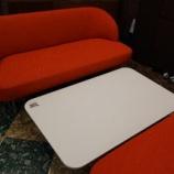 『esticのSPIGAシリーズの昇降テーブル・アレーナ エックスリフト・SC/WH』の画像