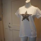 『PUPULA(ププラ)スターモチーフTシャツ』の画像