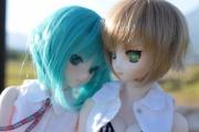 福島へ人形と旅行へ行ってきたのでUP