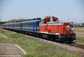 『2015/4/11-12.25-26運転 DL青い12系客車号』の画像