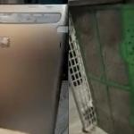 【動画】中国、こちらが北京の室内で使った空気清浄機のフィルターになります! [海外]