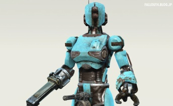 Immersive Sexy Assaultron Parts
