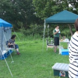 『2009年 8月 9~10日 キャンプ:弘前市・岩木青少年スポーツセンター』の画像