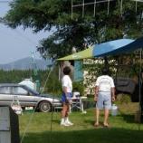 『2000年 9月16~17日 JA7RL移動運用・JARL県支部大会会場:青森市・雲谷』の画像