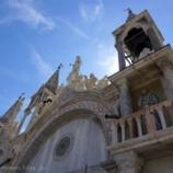 『イタリア ヴェネツィア旅行記16 サン・マルコ寺院から見るサン・マルコ広場もまた良い』の画像