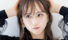 【乃木坂46】これはぶっ飛ぶ!メガネ姿の佐藤楓が美人過ぎな件