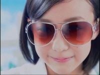 【℃-ute】萩原まいまいってなんでサングラスかけてたの?