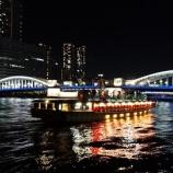 『【東京観光】勝鬨橋(かちどきはし) ---築地場外市場に行く時は勝どき駅から---』の画像