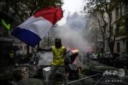【画像】 それではここで、今のフランスの様子をご覧ください