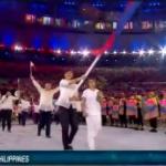 【動画】中国、五輪開会式TV中継でフィリピンの入場時だけアナウンサーが沈黙! [海外]