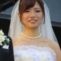 東京大学第64回駒場祭2013 その81(ミス&ミスター東大コンテスト2013の71(ウェディングドレス・小桧山智乃))
