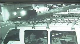 【福岡】歩行中の女性を軽乗用車ではねて、現金を強奪…男2人を強盗殺人未遂容疑で逮捕