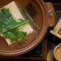 京都らしいものを食べる