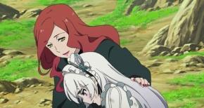【棺姫のチャイカ AVENGING BATTLE】第1話 感想 強くて優しいおばさん最高だな
