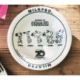 mini(ミニ) 2020年 6月号 増刊 | 雑誌付録 | スヌーピー 美濃焼のお皿